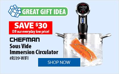 Chefman Sous Vide Immersion Circulator