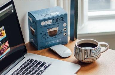 Computer & Coffee