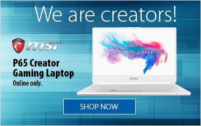 MSI Creator